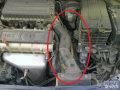 求助:1400转速时进气管共振异响解决方案