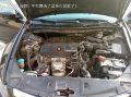 八代雅阁2.0保养换机油,重力换变速箱油。