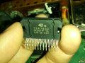 改过RD3 7850功放块的 看看这三个7850有什么区别