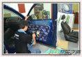 武汉大能汽车隔音【大众途观】有效降低噪音全车大能隔音施工作业