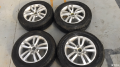 出售2015款途观新车215/65/R16轮胎钢圈