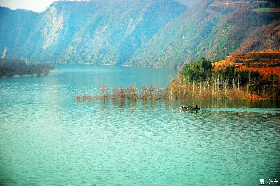 高清长江风景图片