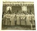 【老照片:参加苏联红场阅兵的中国将帅……】