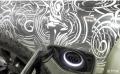宝马3系插电混动谍照更多细节露出