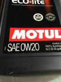 话说0W20的MOTUL机油