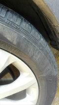 翼虎轮胎出现这样的裂纹,有什么影响吗?