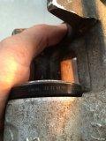 大众宝来Polo后刹车分泵修理包,41MM防尘套密封圈