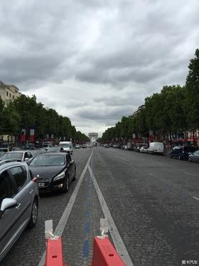 2015仲夏欧洲之旅之巴黎篇-香榭丽舍大道和亚历山大三世桥