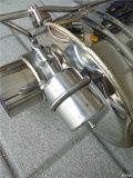 昆明宝马3系改装大包围+排气改装案例分享