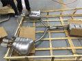 昆明奥迪A4L改装排气四出排气运动款