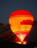土耳其卡热气 球之旅。