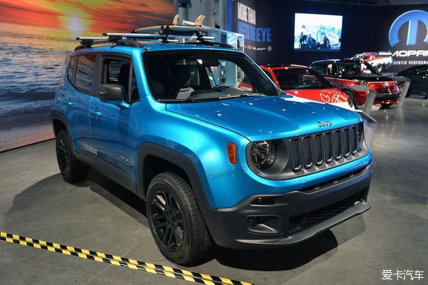 jeep自由侠改装效果图高清图片