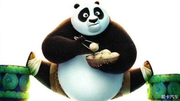 > 功夫熊猫为什么一直吃包子?