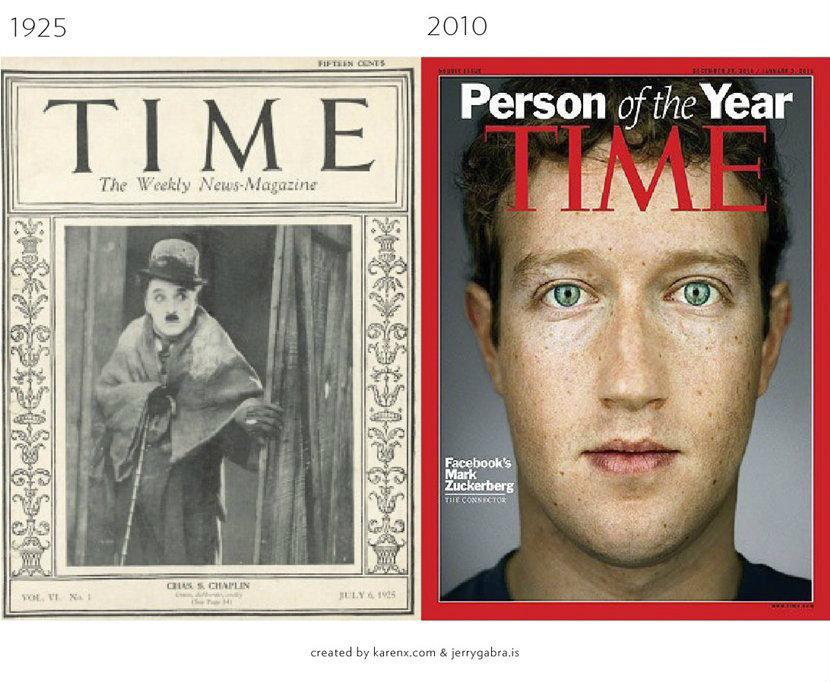 举世知名的《时代杂志》