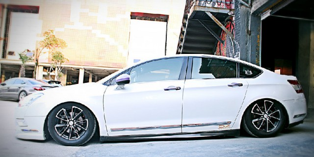 ����se���顿My Citroen C5 and I