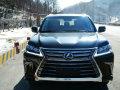 2016 LX 570 尊贵豪华版(8座)新车晒图