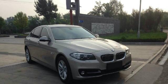 �������������м��顿������BMW2014��520Li������