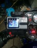 摩托车行车记录仪哪个牌子比较好?朋友的摩托车行车记录仪炫耀