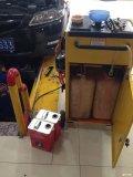 马自达6循环机换油作业