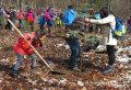 【陕西・猎豹・植树】拥抱春天,绿化秦岭,豹友们的植树节!