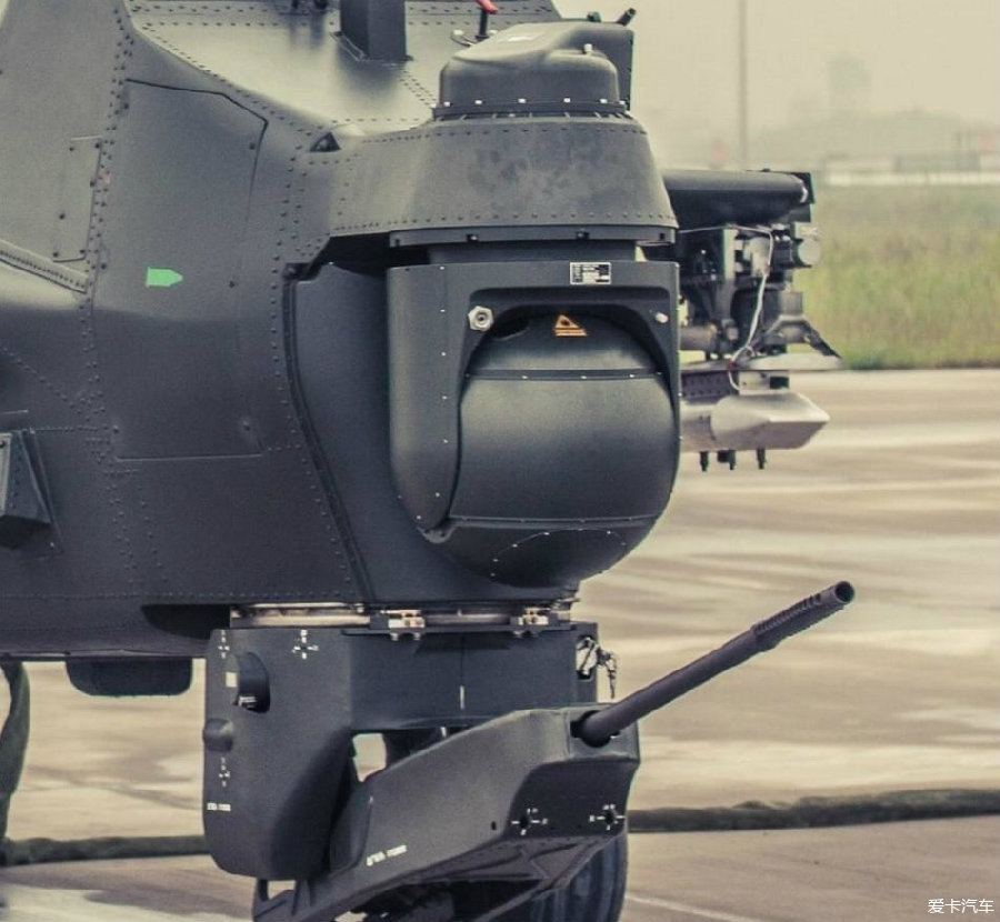 > 中国俄罗斯顶级武装直升机多角度图照比较