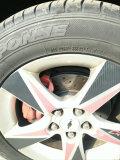 科鲁兹更换划线打孔刹车盘问题请教