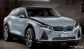 宝马i5全新假想图曝光或为跨界SUV车型