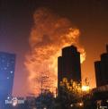 太可怕了,天津爆炸受损车已流入市场
