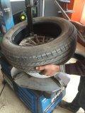 飞度改装升级轮胎刹车和TEIN绞牙避震