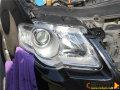 青岛晓东专业汽车灯光改装大众迈腾改装汽车大灯青岛改灯价格