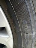 轮胎侧面被划了,问题大吗?