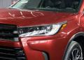 2016纽约车展:丰田新款汉兰达实车发布!