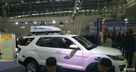 车展看长安CX70