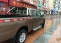 威虎G3,下雨提车