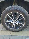 途观再一次改装。17熏黑升级18寸轮毂!