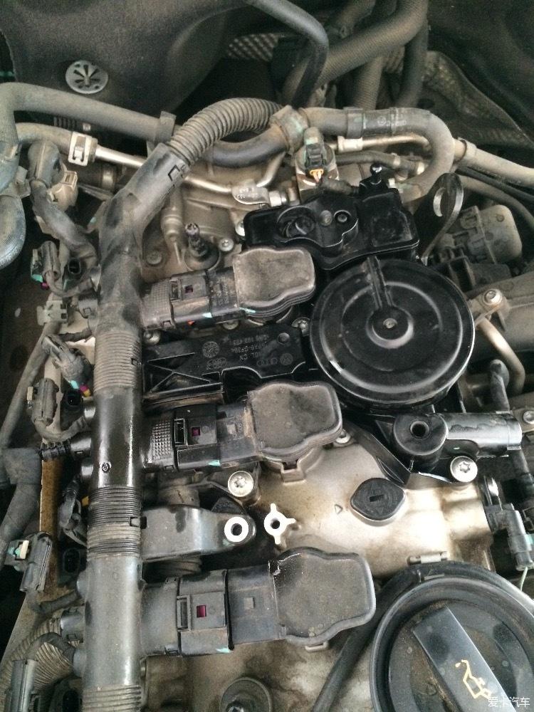 > 更换废气阀上的膜片图片