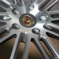 【保时捷卡宴锻造订制轮毂】20寸保时捷卡宴GTS原装款钢圈