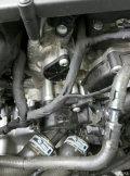 发动机仓有漏油迹象