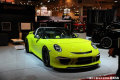 哇绿了|Techart改装Porsche911Targa