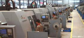 中美俄木仓生产线,看看有日本数控机床不?