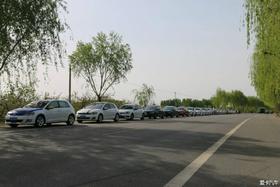 北京高尔夫7家族平谷春游——东指壶景区!!!