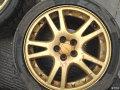 斯巴鲁STI原厂177.5J5*100轮毂可避金B