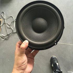 1.8T老途安 做个隔音 换个喇叭
