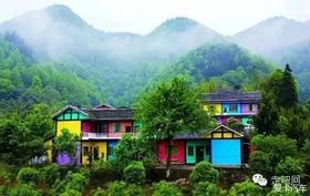 贵州山里的这个部落,居然变成了童话故事里的彩色王国