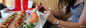 在亚洲人吃饭之前……
