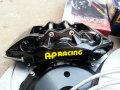 汉兰达改装AP9040刹车套装,话不多说,直接上图。