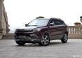 今日北京车展上市猎豹CS10自动挡实车图