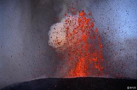 蔚为壮观滴火山爆發 ,让人动魄惊心