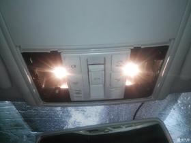 【追风】帮助贴 高尔夫7更换车厢灯详细过程