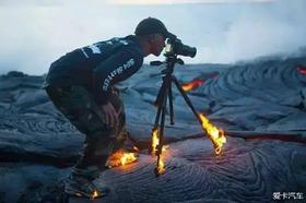 每张惊艳照片背后都有一个拼命的摄影师!